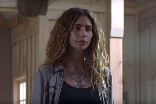 the walking dead magna's group new survivors nadia hilker judith
