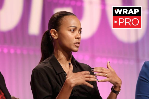 zoe saldana power women summit