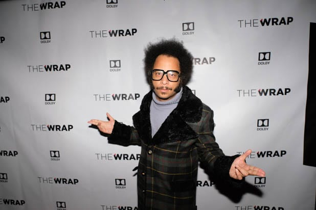 """Sorry to Bother You"" songwriter Boots Riley"