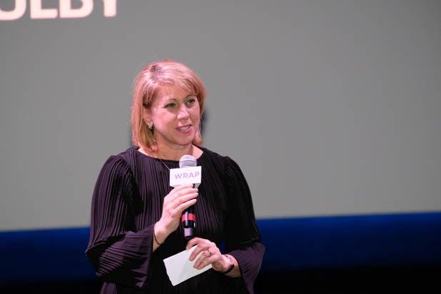 TheWrap founder Sharon Waxman