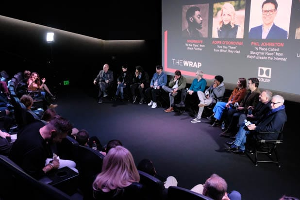 TheWrap's Best Original Song Contenders Panel 2018