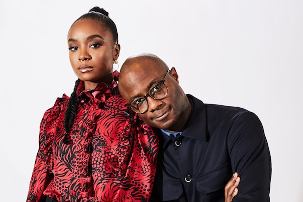Kiki Layne and Barry Jenkins, If Beale Street Could Talk