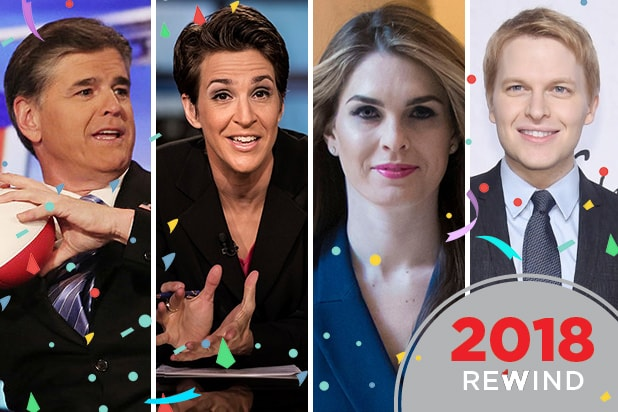 2018 Media Winners