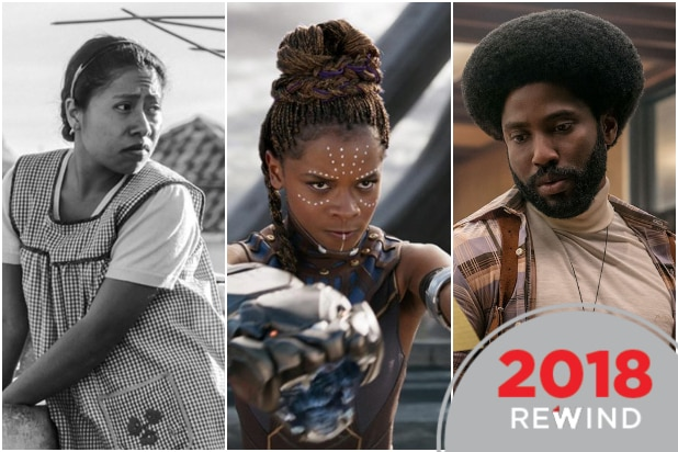 2018 Movies Round Up with Button