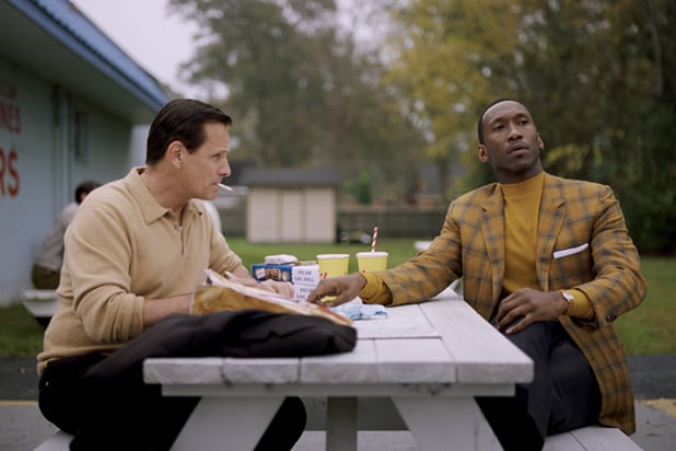 'Green Book' stars Viggo Mortensen and Mahershala Ali