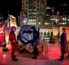 CW Elseworlds Gotham City