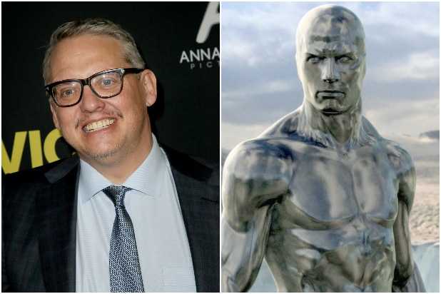 9c64b300e818 Adam McKay s Marvel Dream Project Would Be a Silver Surfer Movie