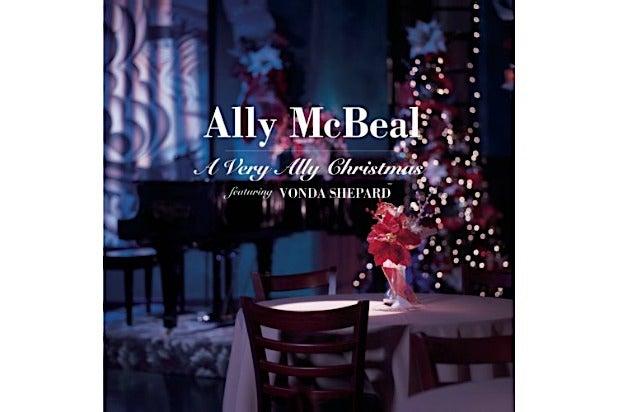 Ally McBeal Christmas Album