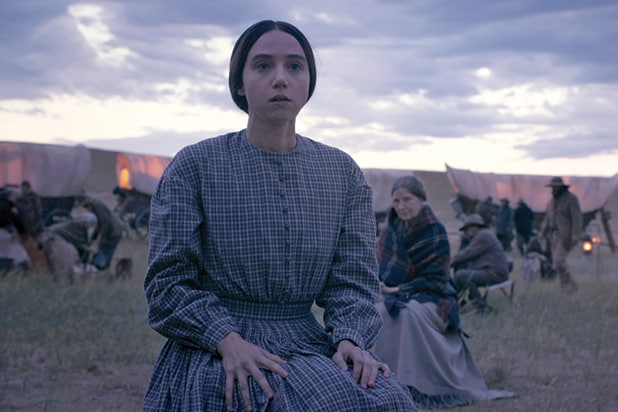 "Zoe Kazan as ""Alice Longabaugh"" in The Ballad of Buster Scruggs"