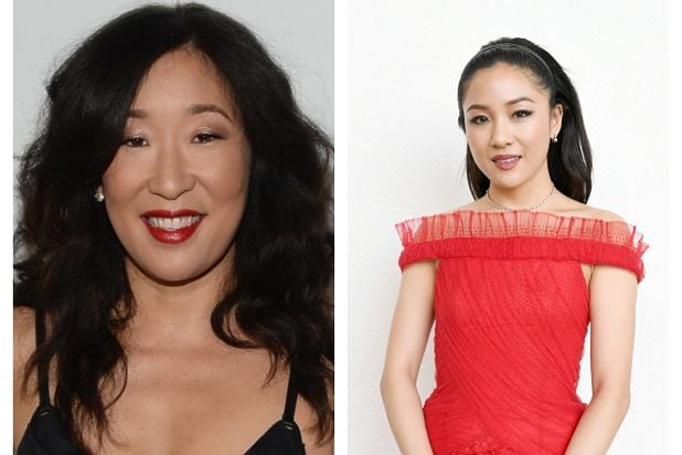 Sandra Oh Constance Wu