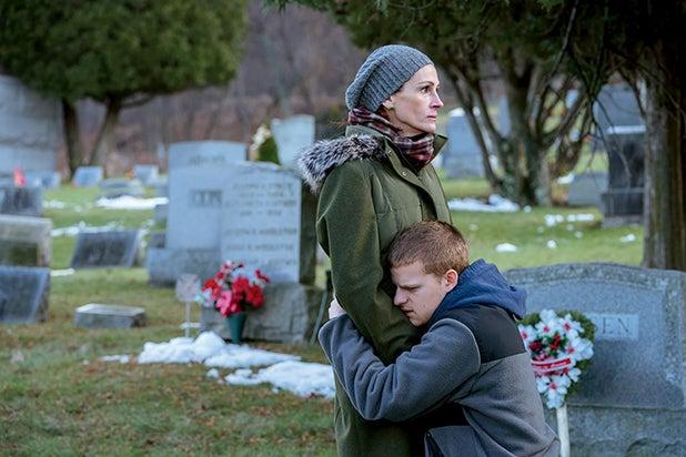 'Ben is Back' stars Julia Roberts and Lucas Hedges