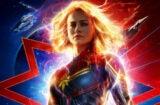 Captain Marvel Second Poster Crop Brie Larson
