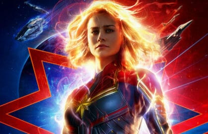Air Force Uses 'Captain Marvel' to Recruit Women; Ignores