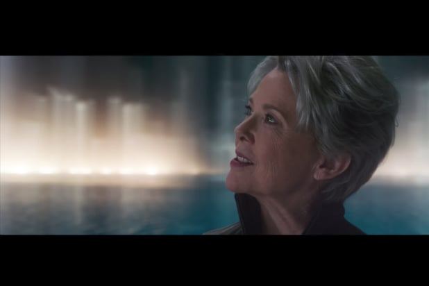 Captain Marvel Trailer 2 Annette Benning captain marvel origins