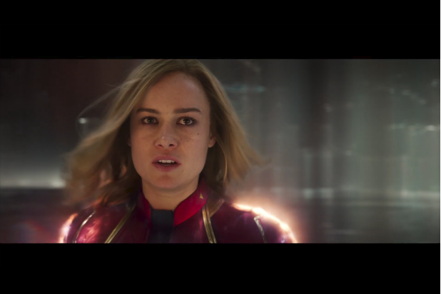 Captain Marvel Trailer 2 Brie Larson Not gonna fight your war