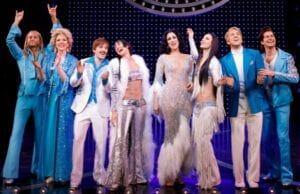 Cast Of The Cher Show Broadway