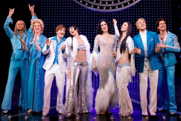 The Cher Show' Broadway Review: Stephanie J Block Is Strong