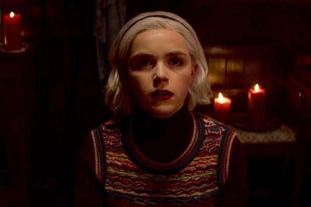 Sabrina That Christmas Ghost Story Was Originally