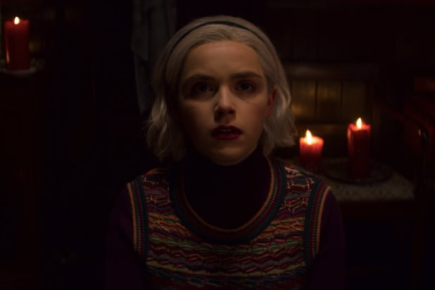 'Chilling Adventures of Sabrina' Showrunner on Holiday Episode's Christmas Ghost Story