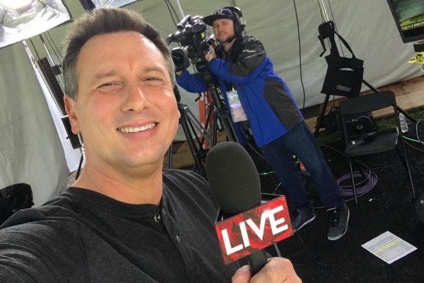 Chris Burrous KTLA