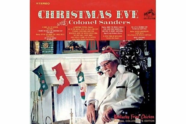 Colonel Sanders Christmas Album