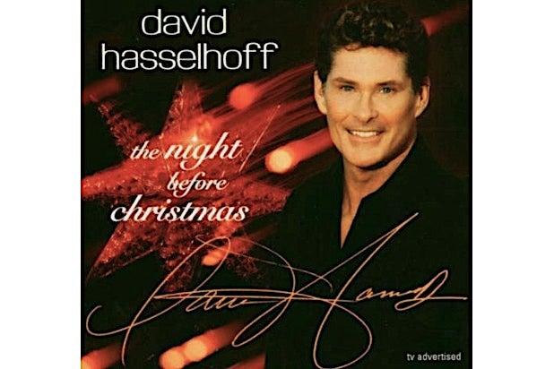 David Hasselhoff Christmas Album
