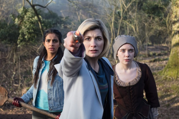 Jodie Whittaker Regenerates 'Doctor Who' With 47 Percent Viewer-Growth From Last Year
