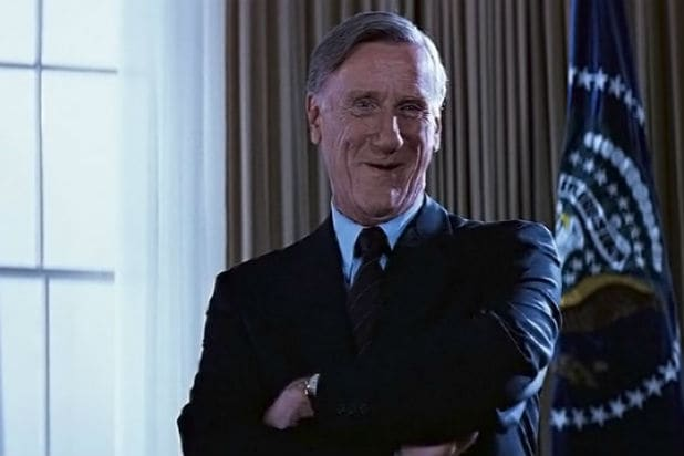 Donald Moffat Clear and Present Danger