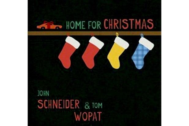 Dukes Of Hazzard Tom Wopat John Schneider Christmas Album