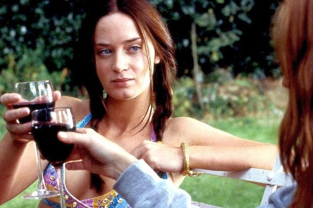 Emily Blunt in 'My Summer of Love'