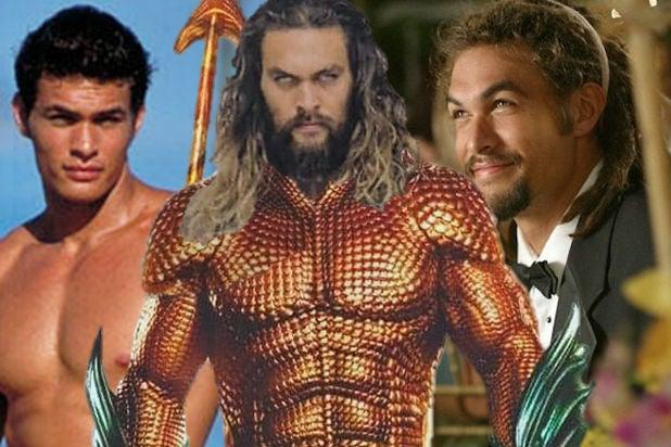 The Evolution Of Jason Momoa Up To Aquaman Photos