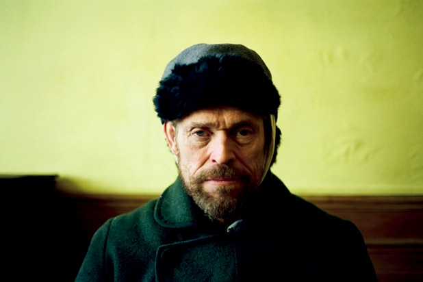 'At Eternity's Gate' star Willem Dafoe