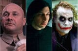Facial Scars on Movie Villains