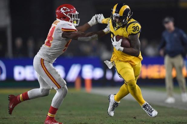 Rams Chiefs Monday Night Football