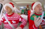 James Corden Christmas Carpool Karaoke