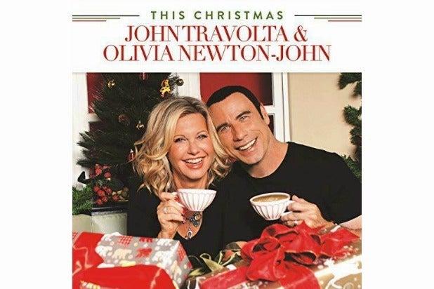 John Travolta Olivia Newton John Christmas Album