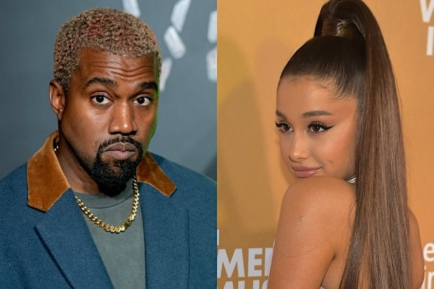 Kanye's Beef With Ariana Grande Leads to Tweetstorm About Mental Health