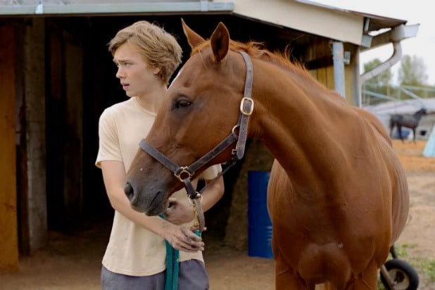 Lean On Pete