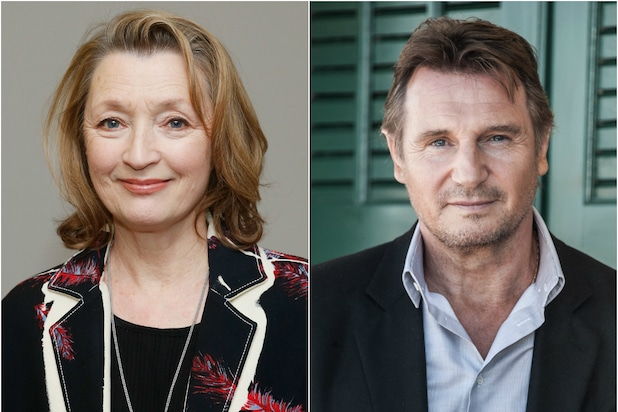 Normal People Lesley Manville Liam Neeson