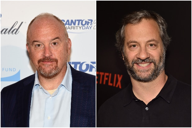 Louis CK Judd Apatow