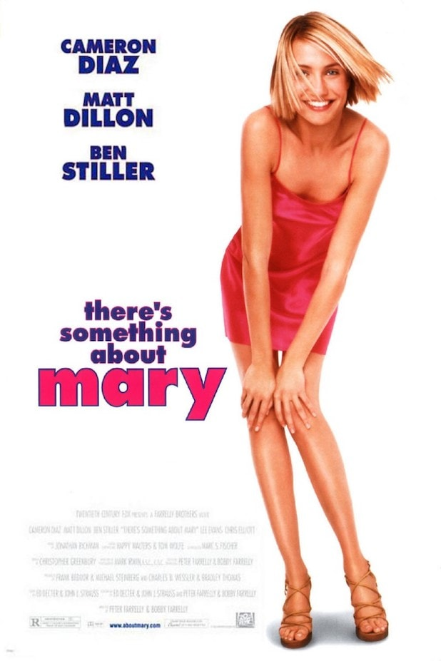 'There's Something About Mary' movie poster
