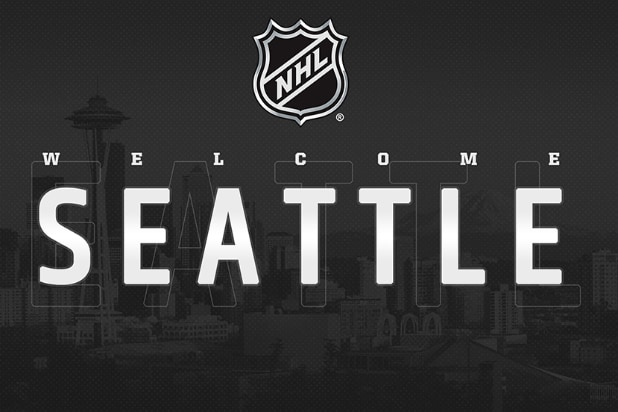 Image result for nhl seattle