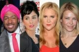 Nick Cannon Sarah Silverman Amy Schumer Chelsea Handler