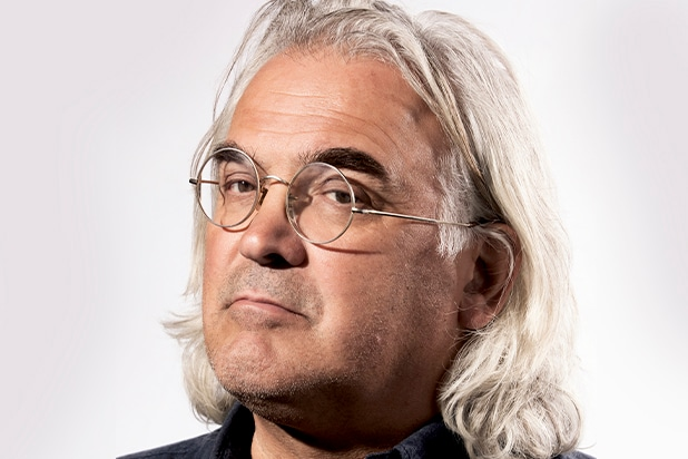 Paul Greengrass Night at Camp David