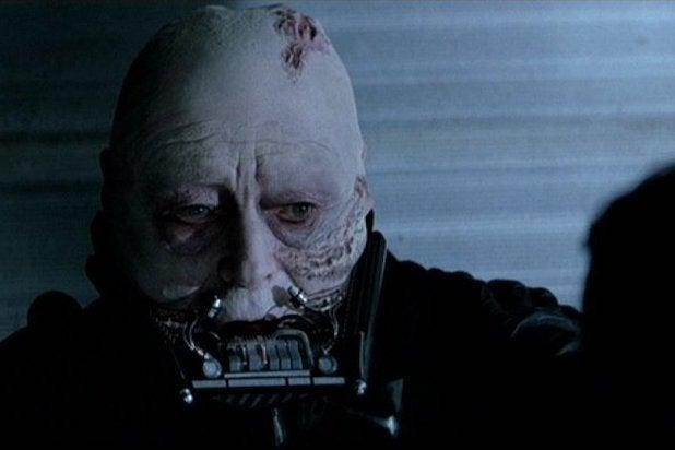Return of the Jedi Anakin Darth Vader Unmasked
