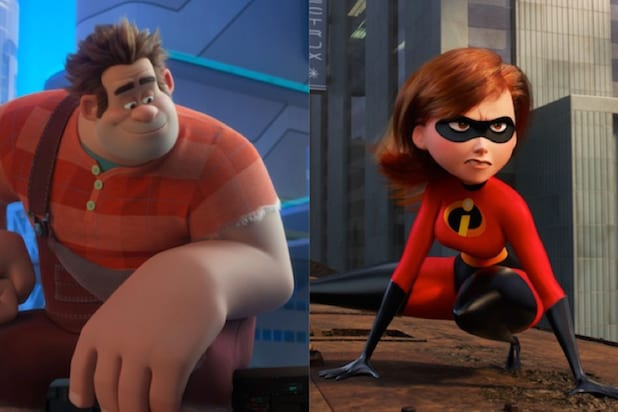 Incredibles 2 Ralph Breaks The Internet Are Top Toons In Annie