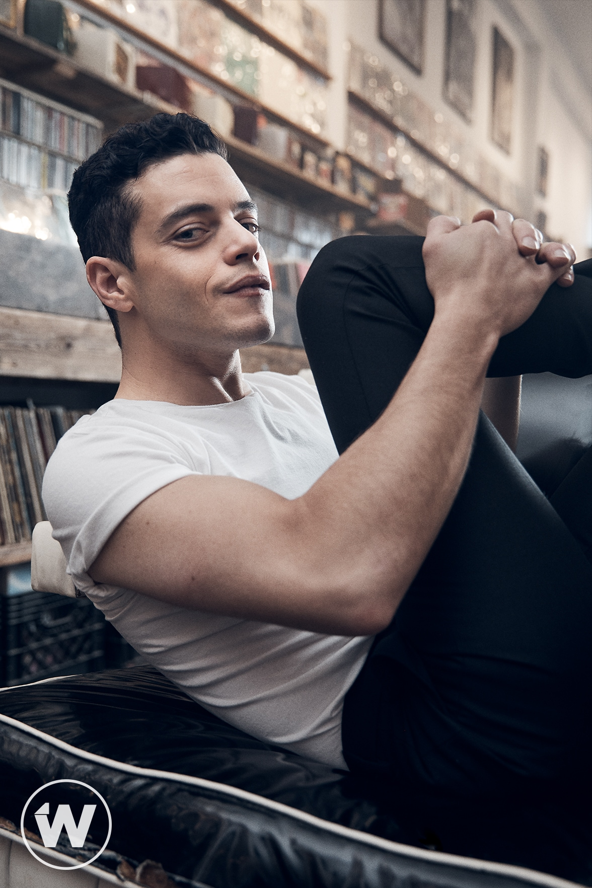 Amanda Mackay Nude bohemian rhapsody' star rami malek portraits (exclusive photos)