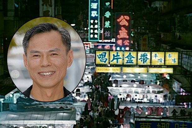 Ringo Lam City On Fire director