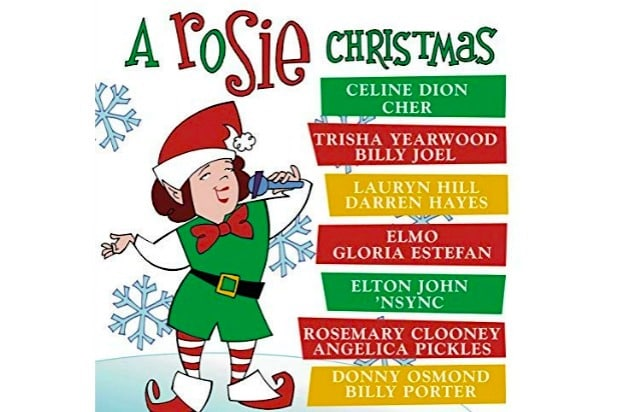 Rosie O'Donnell Christmas Album