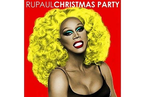 RuPaul Christmas Album